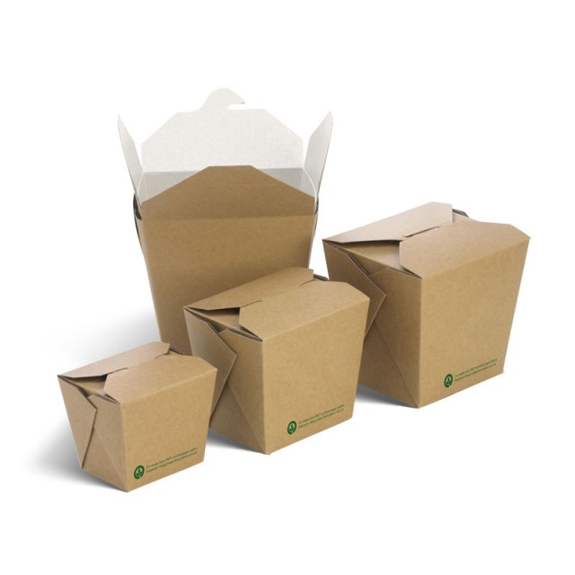 Abel Pakk Products Takeaway Containers Paper Noodle